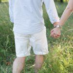 4 einfache Tipps für natürliche Paarfotos