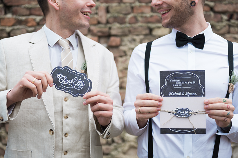 Homosexuelle Pärchen- und Hochzeitsfotografie Österreich