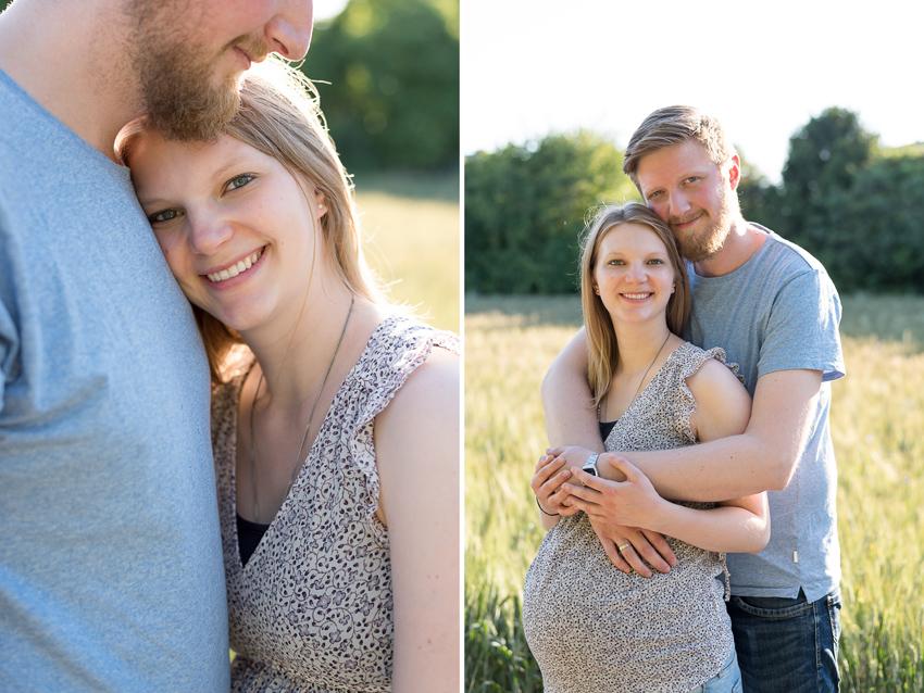 Babybauchfotos und Schwangerschaftssession in Wien in der Gärtnerei Jakubek