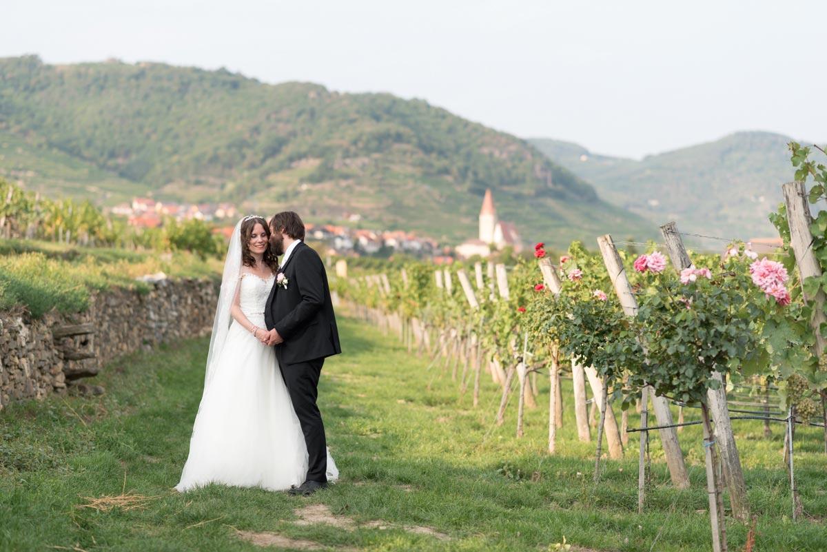 Hochzeitsfotograf Wachau Dürnstein St. Poelten Land