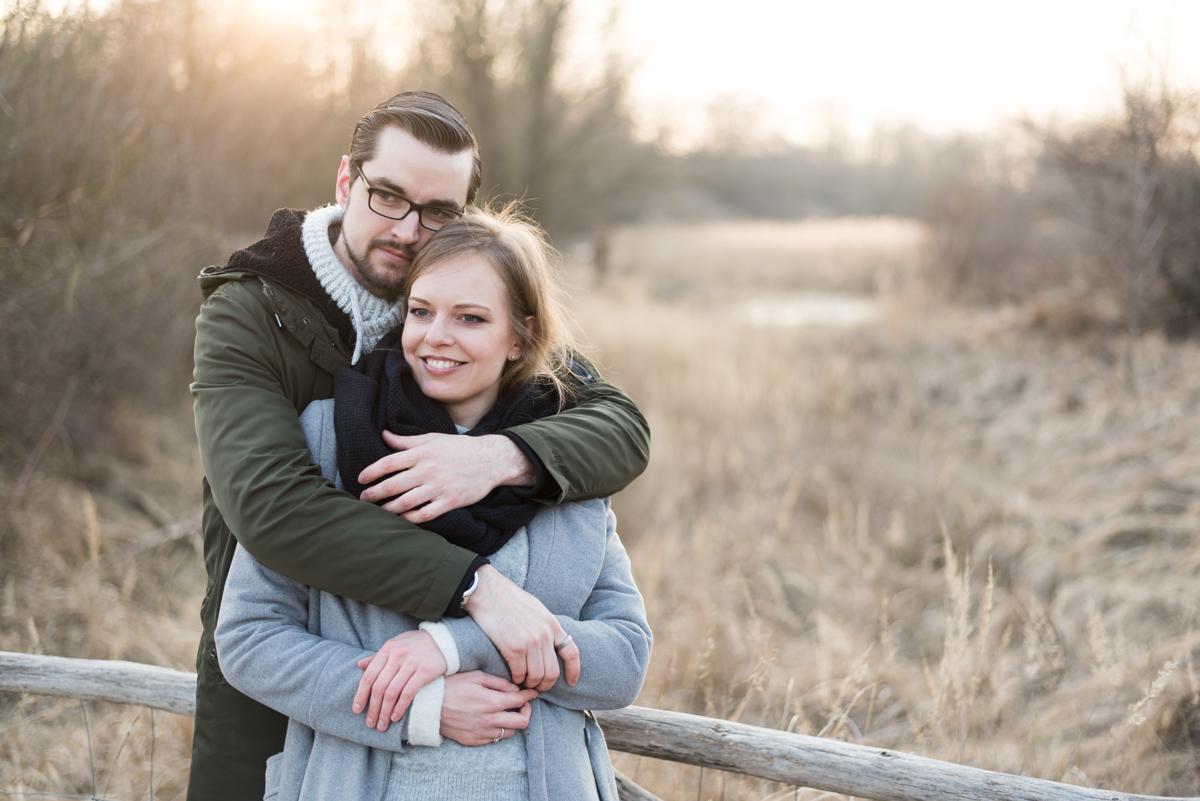 Verlobungsfotos in Berlin von Hochzeitsfotografin Barbara Wenz