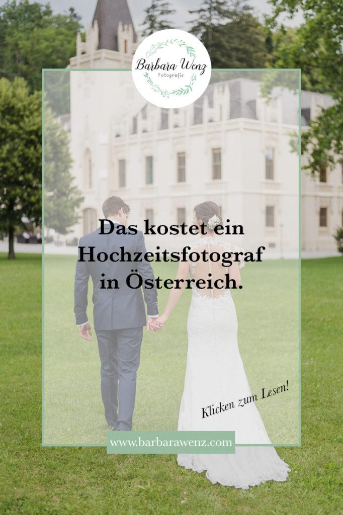 Preise Hochzeitsfotograf Niederösterreich Wien Burgenland
