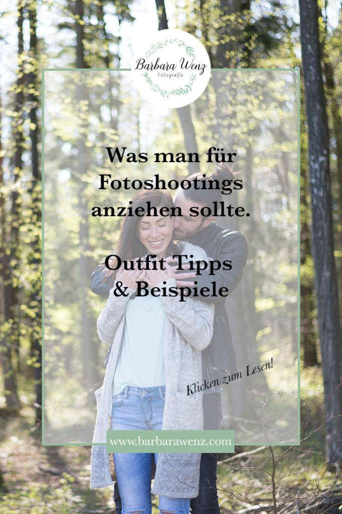 Welche Outfits & Kleidungsstücke eignen sich für Fotos