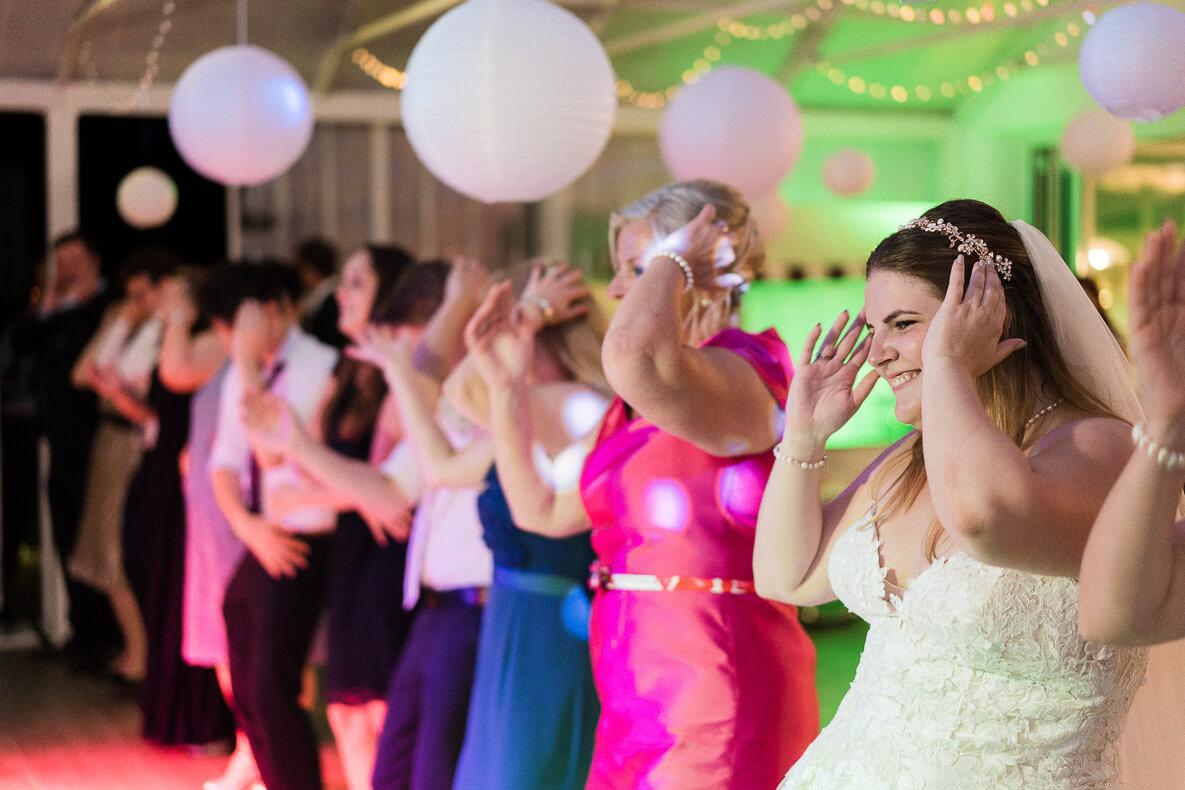 Hochzeitsfeier im Burgenland