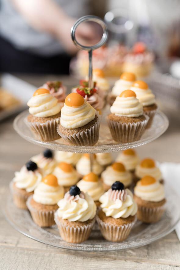 Candybar Hochzeit Cupcakes