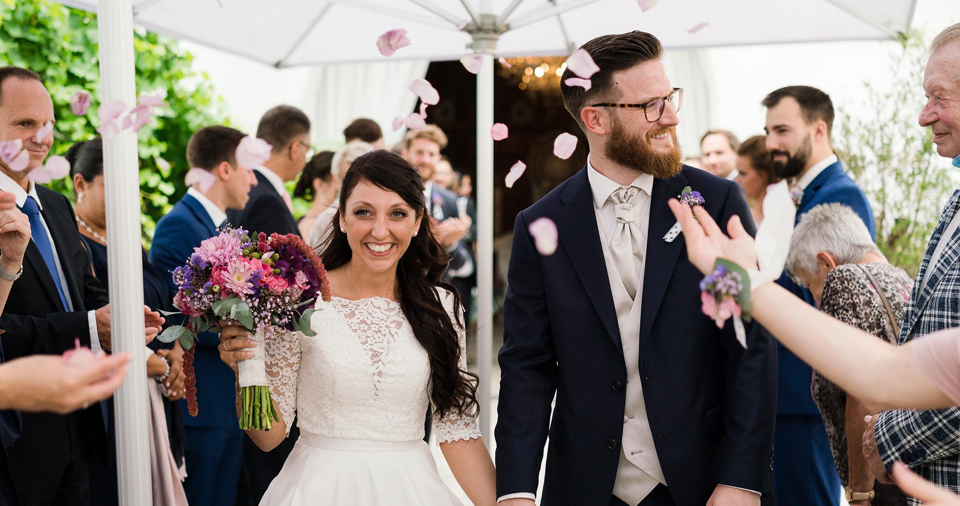 Hochzeitsfilmen Niederösterreich